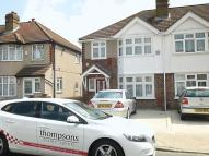 semi detached home to rent in Berkeley Avenue, Cranford