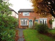 2 bed semi detached home to rent in Warren Lane, Lickey...