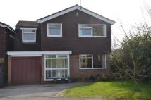 Detached property in Leadbetter Drive...