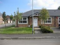 2 bed Semi-Detached Bungalow in 6 Fenton Grange, Wooler...