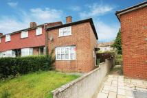 Terraced house in Marley Way, Rochester