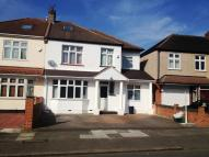 semi detached house in Southall, Middlesex