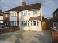 semi detached home in Hayes, Middlesex