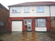 4 bed semi detached house in Southall, Middlesex