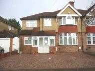 4 bed semi detached property in Heston, Middlesex