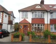 semi detached home in Heston, Middlesex
