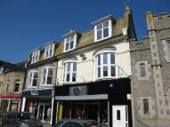 Flat to rent in Bank Street, Newquay...