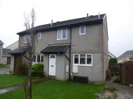 semi detached house in School Close, Newquay...