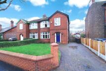 3 bedroom semi detached home to rent in Liverpool Road, Irlam...
