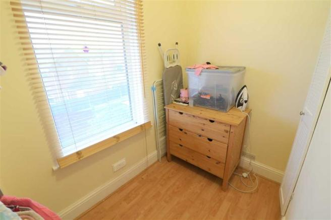 Third Bedroom/study