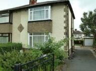 semi detached house to rent in Calverley Moor Avenue...
