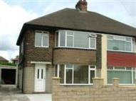 Moorland Road semi detached house to rent