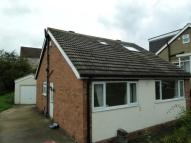 Detached Bungalow in Chatsworth Crescent...