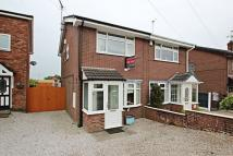 semi detached home for sale in Whitehill Road...