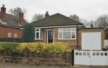 Detached Bungalow for sale in Kinnersley Avenue...