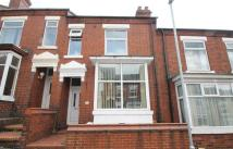 property for sale in Queen Street, Kidsgrove...