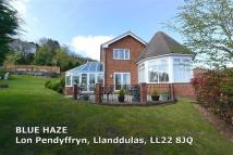 5 bed Detached home in Lon Pendyffryn...