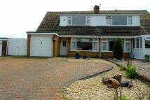 Semi-Detached Bungalow for sale in Llwyn Estyn, Deganwy...
