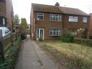semi detached home to rent in Moorwell Road...