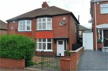 2 bedroom semi detached property in Eastgate Gardens...
