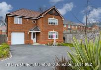 Detached home for sale in Llys Onnen...