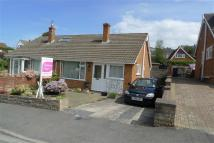 Ffordd Naddyn Semi-Detached Bungalow for sale