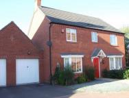 4 bed Detached house in Mellor Drive, Alrewas...