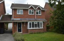 Fallowfield Drive Detached house for sale