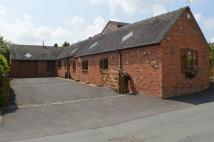 3 bed Barn Conversion in Hadley Street, Yoxall...