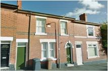 Studio apartment in Percy Street, Derby, DE22