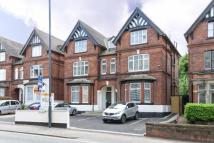 Uttoxeter New Road Studio flat to rent