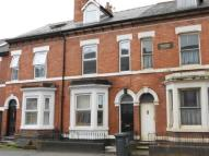 1 bed Terraced home in Curzon Street, Derby...