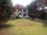 Main Road Country House to rent