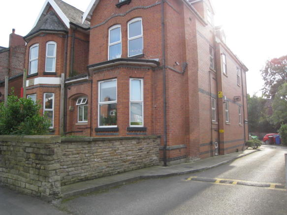 Estates Property Chorlton Barlow Moor Road