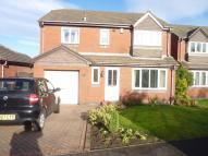 Detached house to rent in Fairways, Whitley Bay...