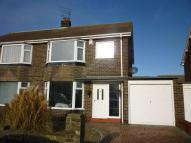 semi detached property to rent in St Ronans Drive...