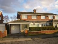 3 bedroom semi detached house in Acomb Avenue...