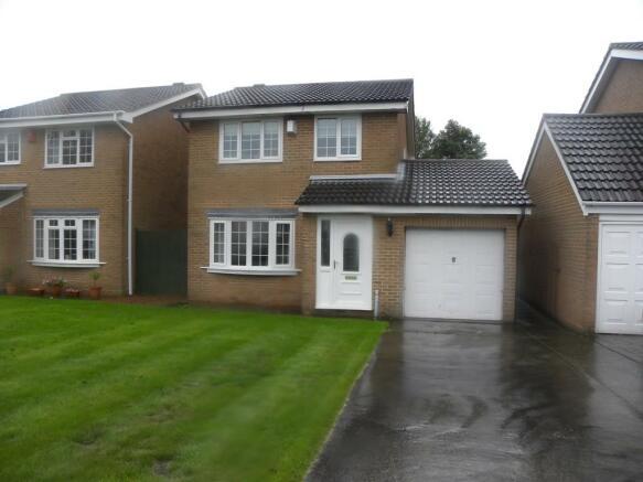 3 Bedroom Detached House For Sale In Green Park Wallsend NE28