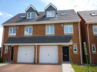 semi detached house in Ovingham Way...
