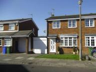 3 bed semi detached home in Dorchester Court...
