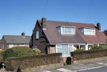 2 bedroom semi detached house for sale in Links Road, Harwood