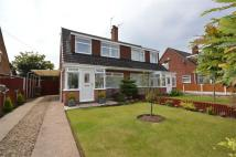 3 bed semi detached home in Renfrew Avenue, Eastham