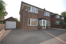 Detached house in Church Road, Bebington...