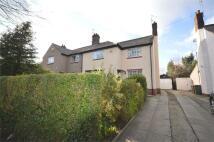 3 bedroom semi detached home in St Andrews Road...