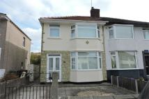 3 bedroom semi detached house to rent in Eccleshall Road, WIRRAL...