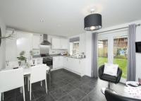 3 bed new home in Farndon Road Market...