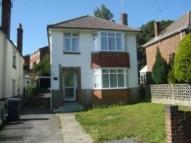 Detached house in Southill Road, Parkstone...