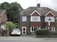 3 bed semi detached home in High Street, Godstone