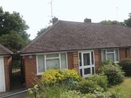 2 bed Semi-Detached Bungalow to rent in Lagham Park...