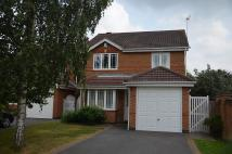 3 bedroom home in Cromwell Close...